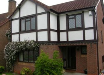 Thumbnail 4 bed detached house to rent in Shakespeare Avenue, Hawarden, Deeside