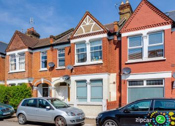 Thumbnail 3 bed flat to rent in Penwith Road, London