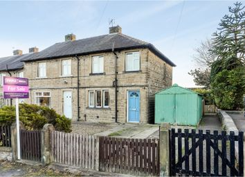 Thumbnail 3 bed end terrace house for sale in West Avenue, Honley, Holmfirth