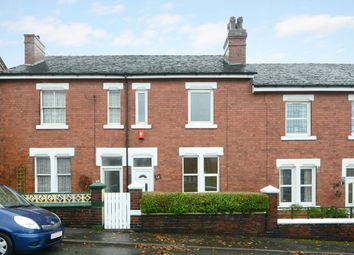 Thumbnail 3 bed terraced house to rent in Ludwall Road, Stoke-On-Trent