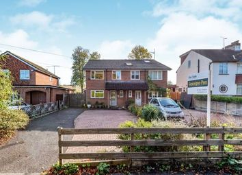 Thumbnail 3 bed semi-detached house for sale in Great Bookham, Leatherhead, Surrey