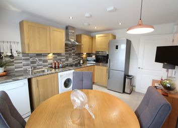 Thumbnail 2 bed flat for sale in Rhymney Way, Bassaleg, Newport