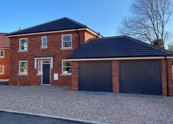 Thumbnail 4 bedroom detached house for sale in Westgate Street, Plot 2, Shouldham, King's Lynn