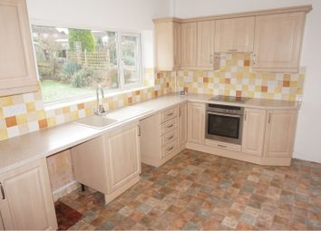 Thumbnail 2 bed detached bungalow for sale in Seagrave Drive, Leicester