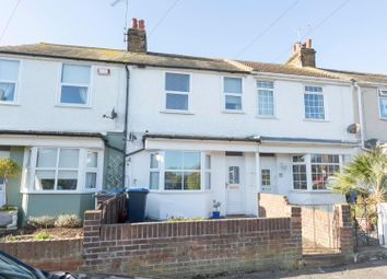 Thumbnail 3 bed terraced house for sale in Victoria Avenue, Broadstairs