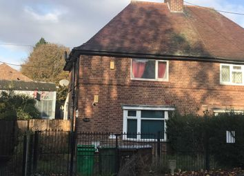 1 bed flat for sale in The Wells Road, Mapperley, Nottingham NG3