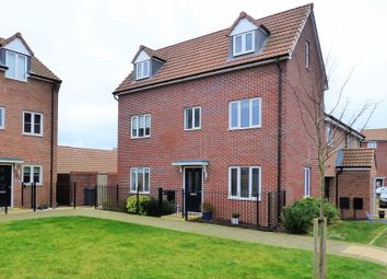Thumbnail 4 bed semi-detached house for sale in Acorn Way, Hardwicke, Gloucester