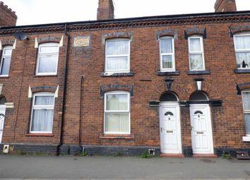Thumbnail 3 bedroom flat for sale in Richard Moon Street, Crewe