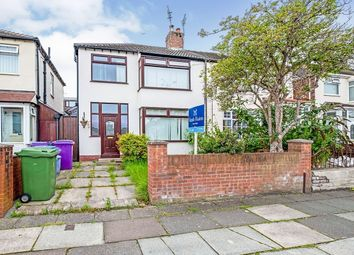 3 bed semi-detached house to rent in Lisleholme Road, Liverpool L12