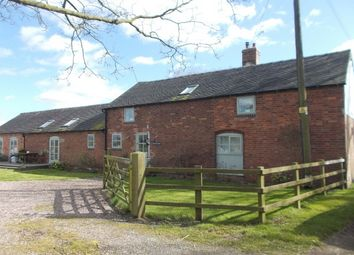 Thumbnail 4 bed barn conversion to rent in Heath Barn, Lea Heath, Near Abbotts Bromley