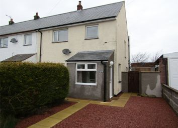 Thumbnail 3 bed end terrace house for sale in 16 Solway Drive, Anthorn, Wigton, Cumbria