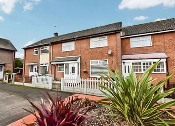 Thumbnail 3 bed terraced house to rent in Warburton Road, Handforth, Wilmslow