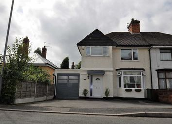 Thumbnail 3 bed semi-detached house for sale in Holly Grove, Bradmore, Wolverhampton