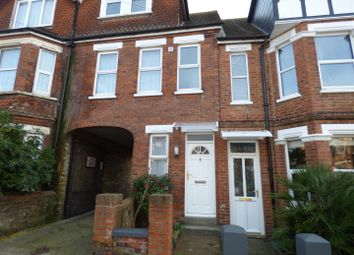 Thumbnail 3 bedroom end terrace house to rent in Linden Crescent, Folkestone