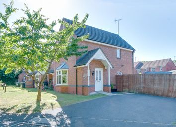 Thumbnail 3 bed semi-detached house for sale in Britannia Close, Smallwood, Redditch