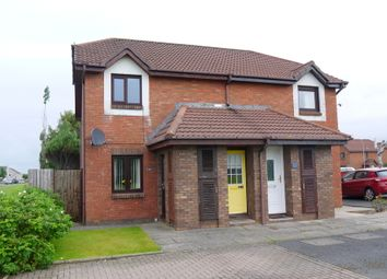 Thumbnail 1 bed flat for sale in Shilliaw Drive, Prestwick
