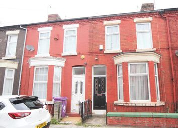 Thumbnail 2 bed terraced house to rent in Britannia Avenue, Wavertree, Liverpool, Merseyside