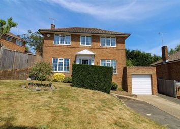 Thumbnail 4 bed detached house for sale in Fernside Avenue, St. Leonards-On-Sea, East Sussex