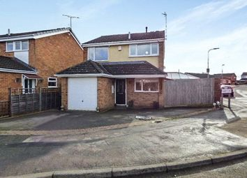 Thumbnail 3 bed detached house for sale in Peregrine Road, Broughton Astley, Leicester, Leicestershire