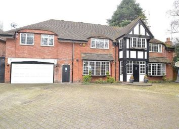 Thumbnail 6 bed detached house for sale in Harborne Road, Birmingham