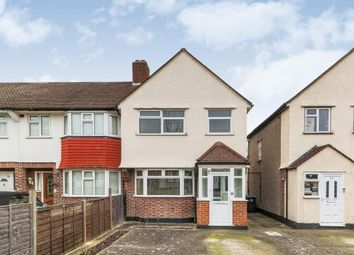 Thumbnail 3 bed end terrace house for sale in Worcester Park, Surrey, .