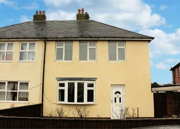 Thumbnail 3 bed semi-detached house for sale in Fleetwood Road, Fleetwood, Lancashire