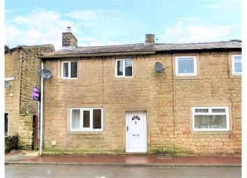 Thumbnail 2 bed end terrace house for sale in Winewall Road, Winewall, Colne