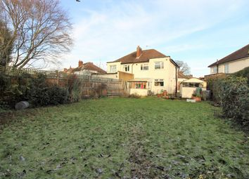 Thumbnail 3 bed semi-detached house for sale in The Crescent, West Molesey