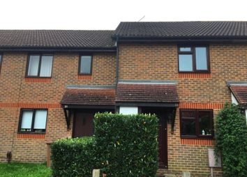 Thumbnail 2 bed terraced house to rent in Middlefield, Horley, Surrey