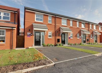 Thumbnail 2 bed end terrace house for sale in Lee Place, Sandbach, Cheshire
