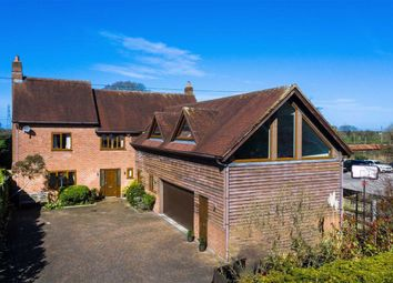 Thumbnail 6 bed detached house for sale in Bell Fold Wharf, Woodplumpton, Preston