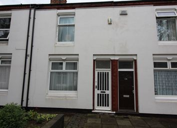 Thumbnail 2 bed terraced house to rent in Winston Street, Stockton-On-Tees
