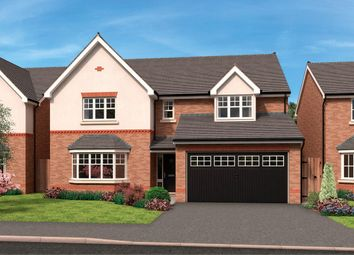 Thumbnail 5 bed detached house for sale in Ankerage Green, Warndon, Worcester