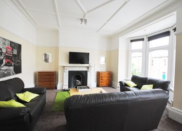 Thumbnail 7 bed terraced house to rent in Osborne Avenue, Jesmond, Newcastle Upon Tyne