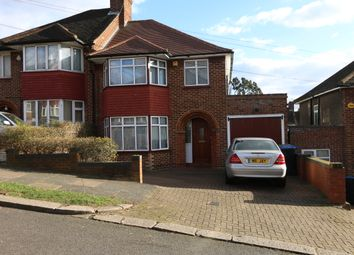 Thumbnail 3 bedroom semi-detached house for sale in Beverley Gardens, Wembley Park