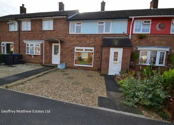 Thumbnail 2 bed terraced house for sale in Cartersmead, Harlow, Essex