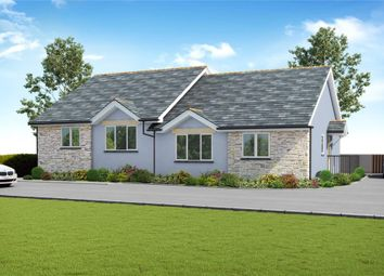 Thumbnail 2 bed semi-detached bungalow for sale in Park An Fenten, Helston, Cornwall
