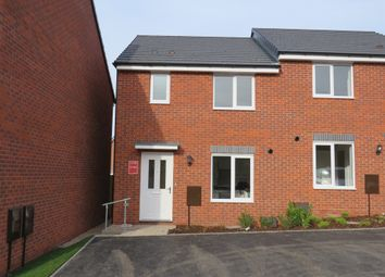 Thumbnail 3 bedroom semi-detached house for sale in Zone 4, Burntwood Business Park, Burntwood