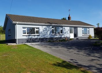 Thumbnail 3 bed detached bungalow for sale in Pont Y Fenni, Whitland, Carmarthenshire