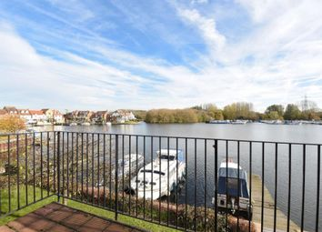 Thumbnail Terraced house for sale in West Quay, Abingdon Marina
