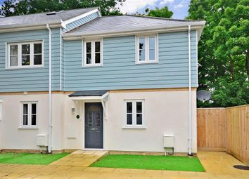 Thumbnail 2 bedroom end terrace house for sale in Priory Road, Shanklin, Isle Of Wight