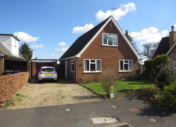 Thumbnail 2 bed detached bungalow for sale in Woodcrofts Close, Brockley, Bury St. Edmunds