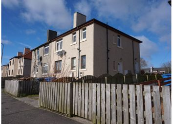 Thumbnail 2 bedroom flat for sale in Riddochhill Road, Blackburn