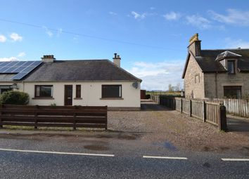 Thumbnail 3 bed semi-detached bungalow for sale in 4 Brackla Distillery Cottages, Cawdor, Nairn