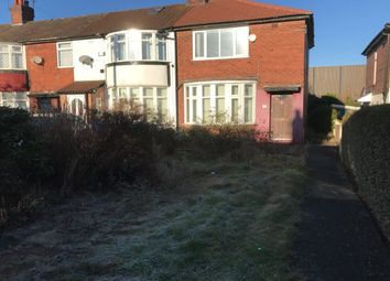 Thumbnail 2 bedroom semi-detached house for sale in Lilmore Avenue, Manchester