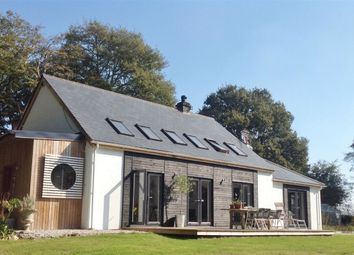 Thumbnail 3 bedroom detached bungalow for sale in Enys, Mylor Bridge, Cornwall