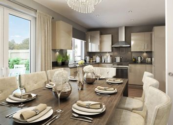 "Thumbnail 4 bedroom semi-detached house for sale in ""Casa A Plus"" at Hauxton Road, Trumpington, Cambridge"