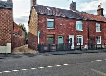 Thumbnail 3 bed terraced house for sale in High Street, Billingborough, Sleaford