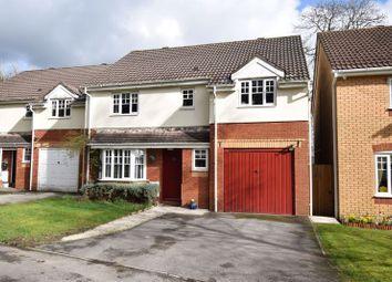 4 bed detached house for sale in 12 Cwrt Y Coed, Brackla, Bridgend CF31