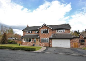 Thumbnail 5 bed detached house for sale in Northmead, Prestbury, Macclesfield